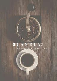 Menú Barra Café