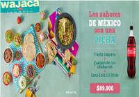 Los sabores de Mexico