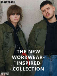 The new workwear-inspired collection