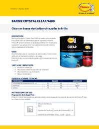 Crystal clear 9400