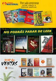 Libros nacional