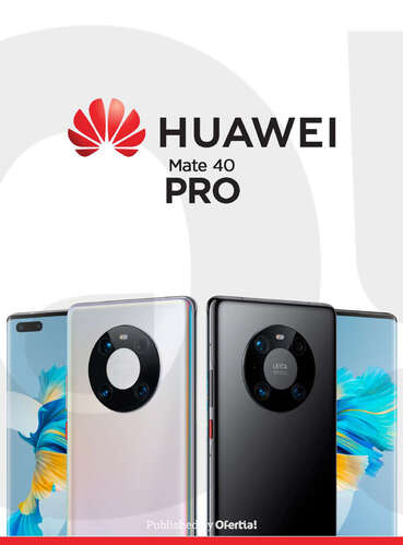 Huawei mate40 pro- Page 1