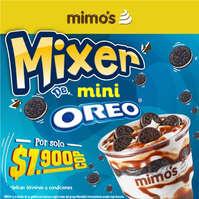 Mixer Oreo