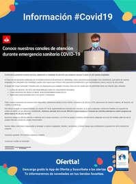 Santander COVID