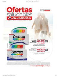Catálogo Ofertas Saludables Olímpica