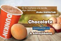 Chocolate y almojabana