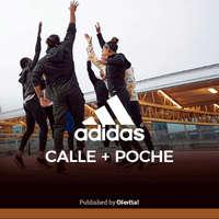 Adidas calle+poche