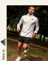 New in Adidas