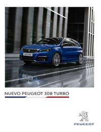 Nuevo Peugeot 308 Turbo