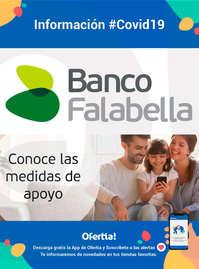 Banco Falabella Covid