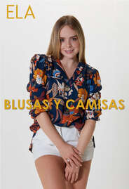 Blusas Ela