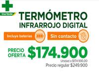 Termometro Cruz Verde