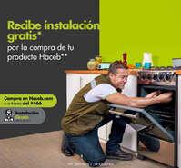 Instalación gratis
