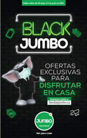Black Jumbo Non Food