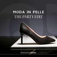 Moda in Pelle the party edit