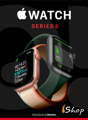 Apple Watch  6- Page 1