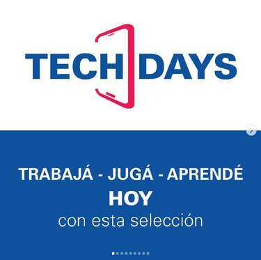 Tech Days- Page 1