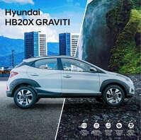 Hyundai HB20X Graviti