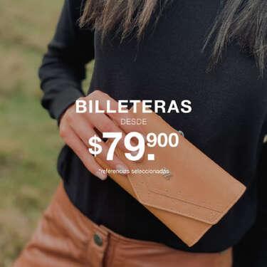 Billeteras- Page 1