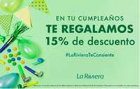 15% off en tu cumpleaños