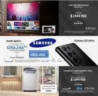 Encuentra en Samsung