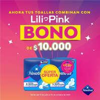 Bono Lili Pink
