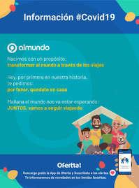 Almundo #COVID 19