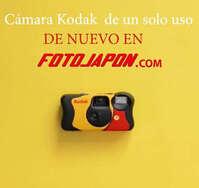 Nueva Kodak de 1 uso