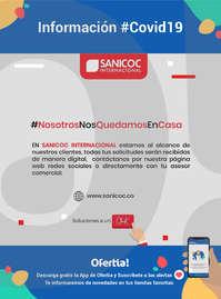 Sanicoc #COVID19