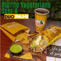 Combo vegetariano