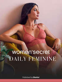 Womens Secret daily femenine