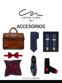 Carlos Nieto accesorios
