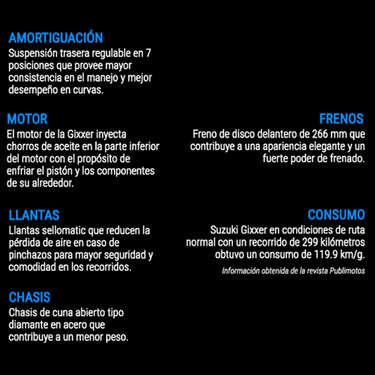 Suzuki gixxer- Page 1