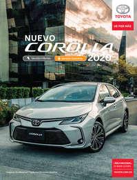 Nuevo Corolla 2020
