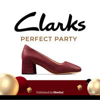 Clarks perfect party