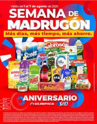 Semana de Madrugón