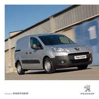 Peugeot Partner Furgon