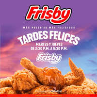 Frisby tardes felices