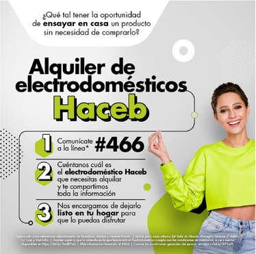 Alquiler Electrodomésticos- Page 1