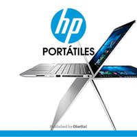 HP portátiles