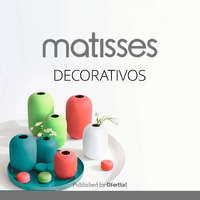 Matisses decorativos