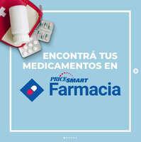 Todos tus medicamentos en PriceSmart Farmacia