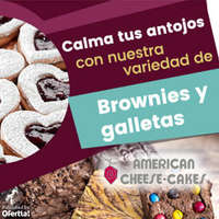 Galletas y Brownies