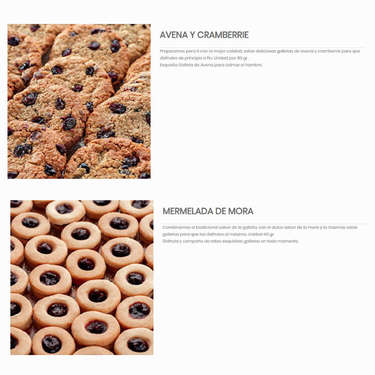 Galletas y Brownies- Page 1