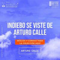 Indiebo y Arturo Calle