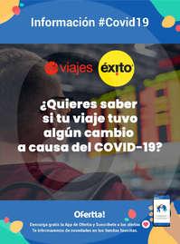Viajes Éxito #COVID19