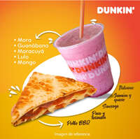 Come en Dunkin