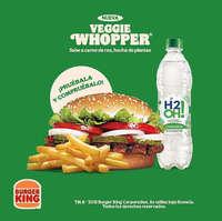 Nueva Veggie Whopper