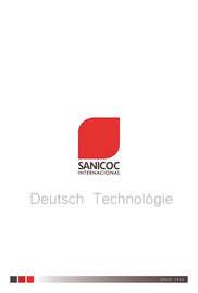 Catálogo Sanicoc
