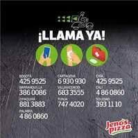 Jeno's Pizza